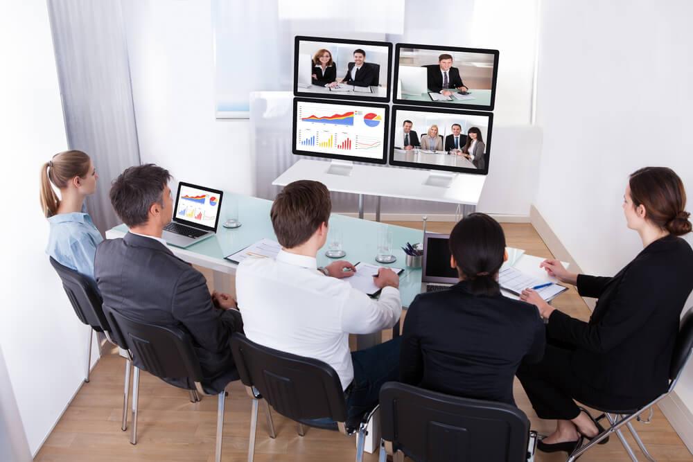 4 maneiras de implementar soluções de videoconferência no seu negócio!