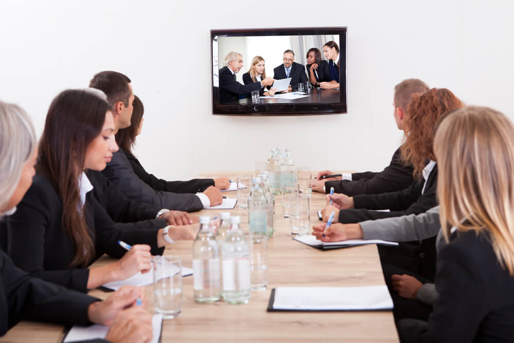 Quais as vantagens de usar videoconferência na sua empresa?
