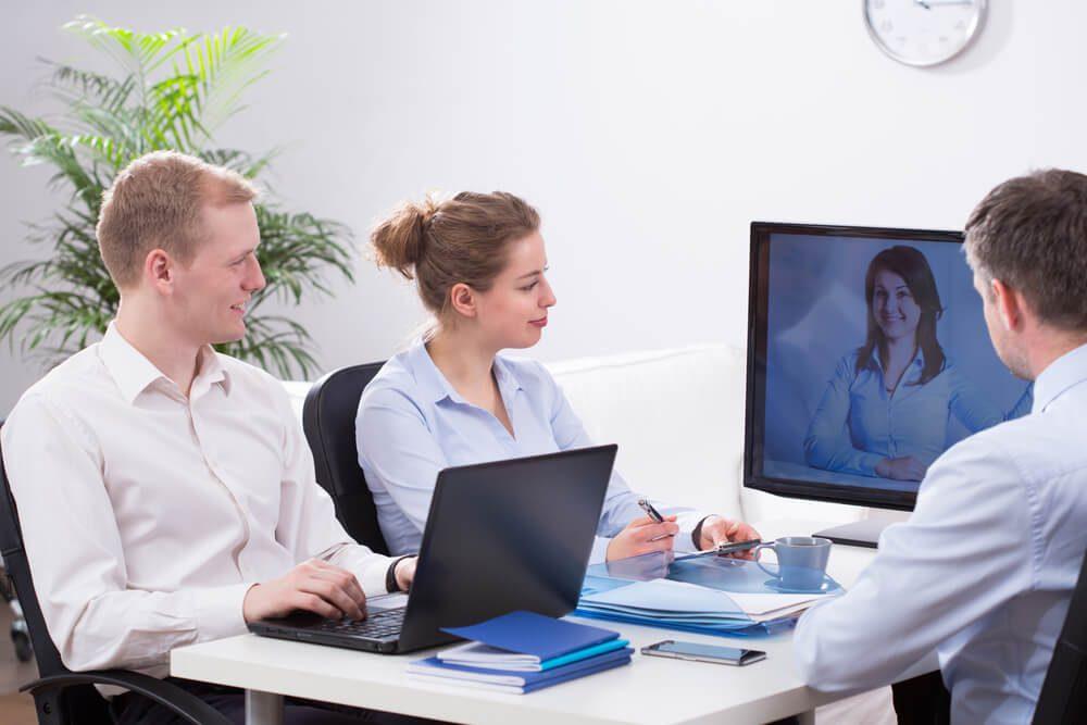 Por que a videoconferência empresarial aumenta a produtividade?