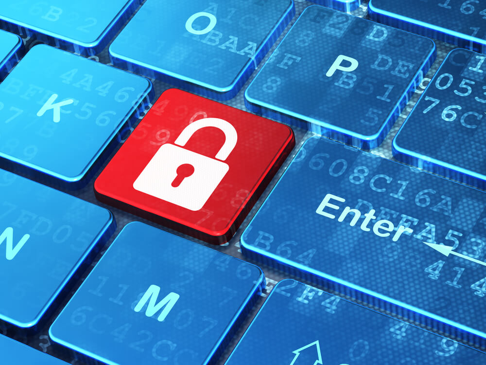 Como a segurança de rede resolve a vulnerabilidade do sistema de dados?