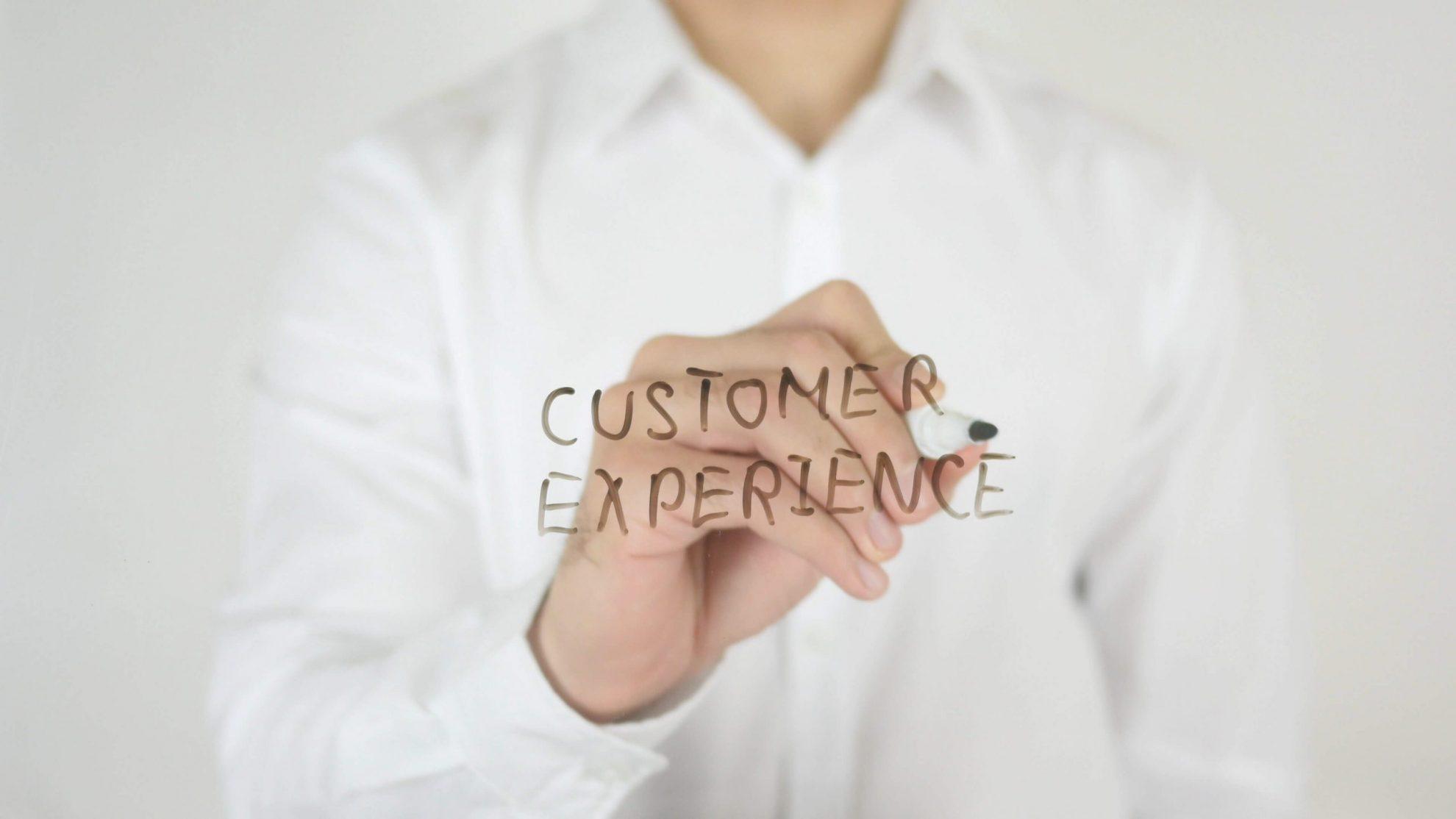 estender palavras dicas para melhorar a experiencia do cliente